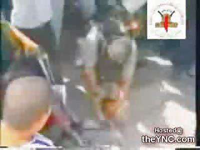 Beheaded Isreali