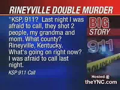 Heartbreaking 911 Call