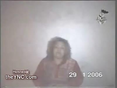 Al Qaeda executes a Female Spy