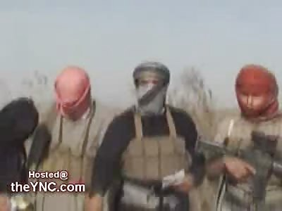 ISI Burns 3  Men Alive