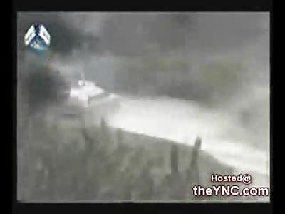 Taliban Mujahideen ambush a US Convoy
