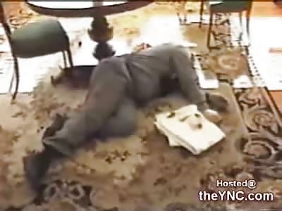 Crime Scene Video of Jayson Williams Dead Chauffer
