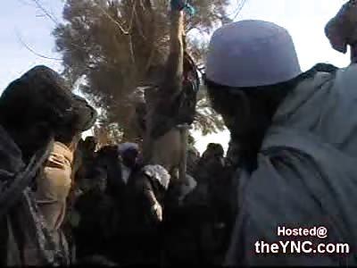 Public Hangings in Afghanistan