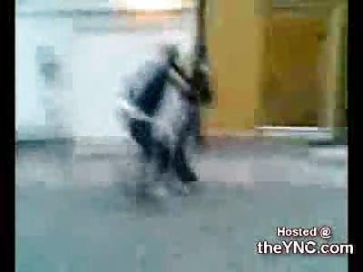 Russian Kid Knocks out Somalia Rival