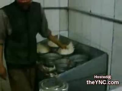 What the KFC Looks like in Yemen