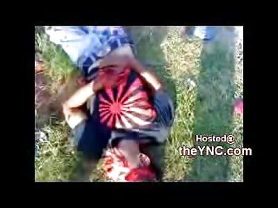 Accident Leaves Kids Head Split open