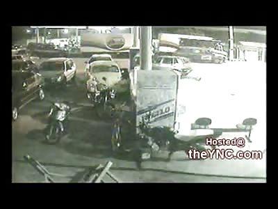 17 yo Kid Kills man in Cold Blood at Gas Station
