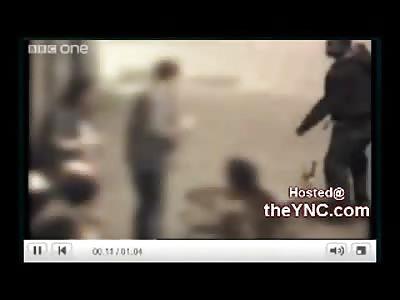 Blacks in London Swarm off of Bus Killing man in the Street
