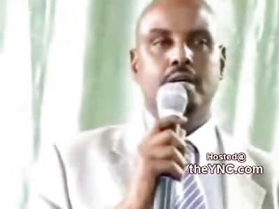 Suicide Bomber in Somalia  Attacks Graduation Ceremony