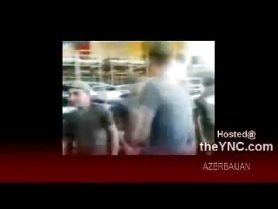 Azerbaijani Army Treats their New Recruits Very Very Badly