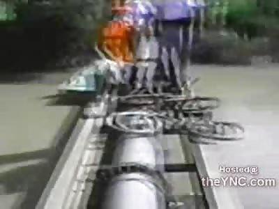 Shocking Crime Footage of 3 Boys Murdered