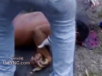 Man Executed via Shotgun had Disfigured Face and a Funny Look