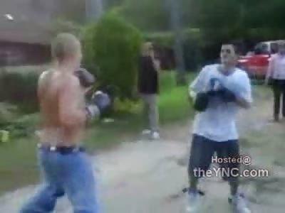 Punch Leaves Kid in la la Land