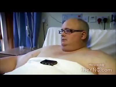 Fat FUCK! Cries Like a Bitch When his Welfair Checks Stop