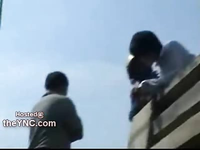 A YNC Crime Scene Investigation: Murder or a Suicide?