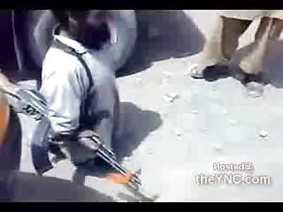 LMFAO: Meet the Midget Terrorist No Joke....Check Him Out..lololol