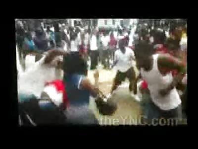 Massive brawl at DC's Caribbean Festival involves 100's of Youth Blacks