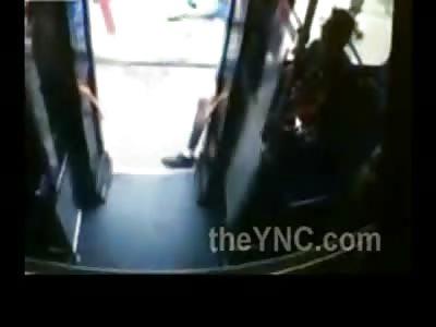 Crazy Black Kids Open up Fire on a Bus Full of People in Philadelphia