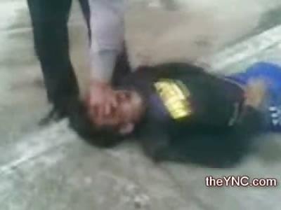 Boy Reflex Final Breath after Accident