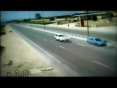 Man Purposely Killed Walking alongside Road
