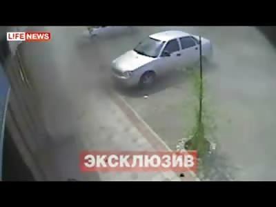 Suicide Friends Detonate on Camera