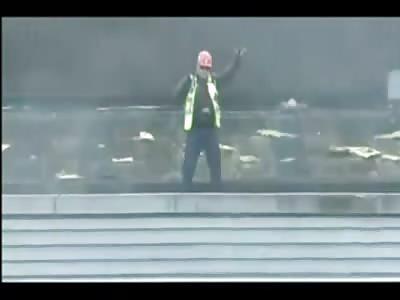 Demolition Man makes the Biggest Mistake......