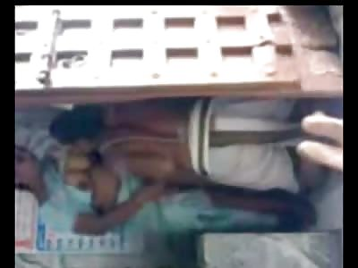 SHOCK VIDEO: Indian Priest Seduces Disciple in Temple