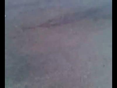 Short Video of 2 Bikers still Alive but Mutilated after Horrible Crash