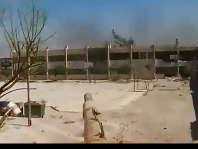 POV Tank vs FSA Sniper