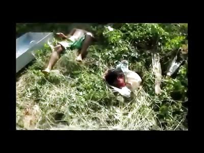Man found Decapitated in the Wonderful Wilderness