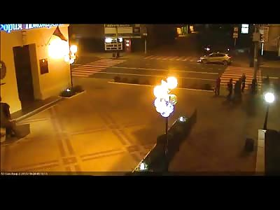 Pedestrians Fatally Mowed Over by Speeding Drunk Driver in Brutal Fashion