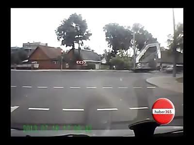 Fast, Fatal Collision Kills Biker Instantly