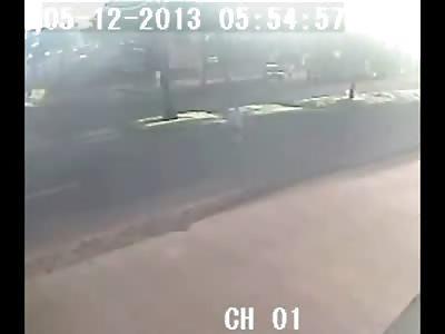 Elderly Man J Walking Hit bt Car now in Irreversible Coma