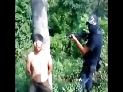 Gulf Cartel Executes Los Zeta at Point Blank Range in Retaliation Murder
