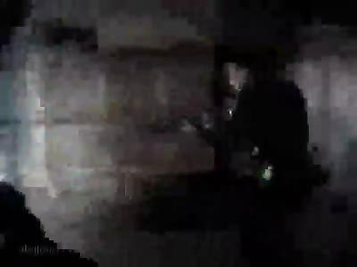 POV Lapel Camera Captures Albuquerque Police Officer Fatally Shooting Hammer-Wielding Suspect.