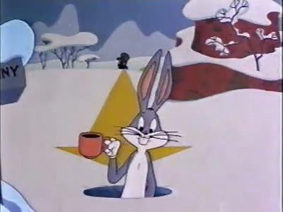 Bugs Bunny, Daffy Duck & Elmer Fudd - Duck, Rabbit, Duck! (1953)