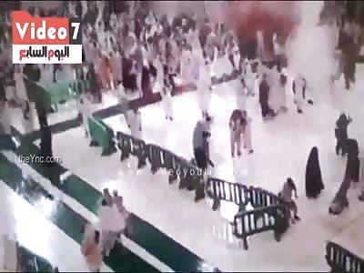 Mecca Crane  Clips Slo-MO (corn edit)