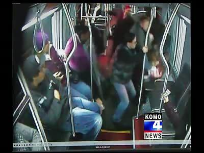 Armed Robber Terrorizes Passengers Aboard Seattle Bus
