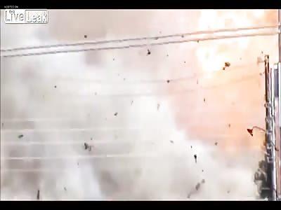Car Bomb Kills Four - Ninawah, Iraq