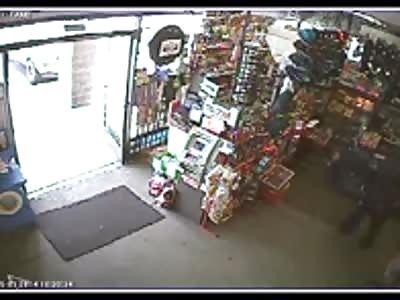Robbery with Shotgun in San Jose, CA