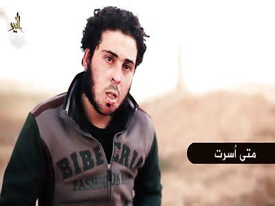 Beheading of Jordanian Intelligence Cowboy