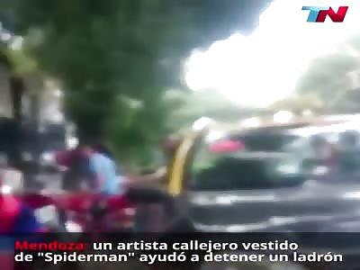 friendly neighborhood spider man