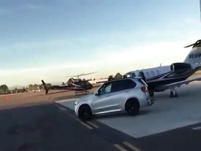 Tragic and Bizarre Botched Helicopter Landing Kills Pilot and Passenger