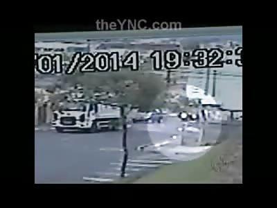 Pedestrian is Fatally Struck in Horrific Accident