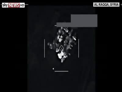 Latest US air strikes against ISIS.