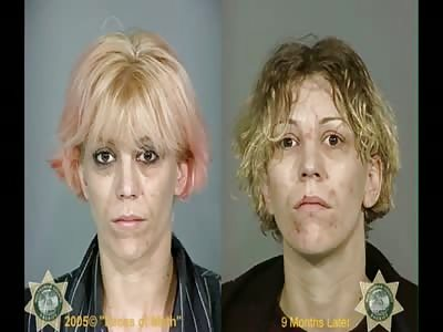 Faces of meth 2013.