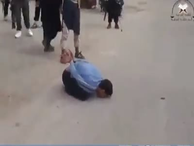 Public execution ISIS
