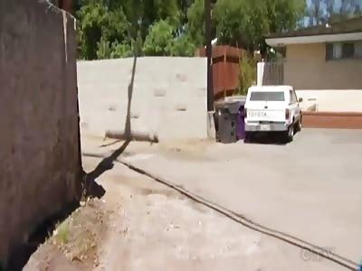 80 Year Old Kills Pregnant Nigga Robbing his House and he don't Give a Fuck