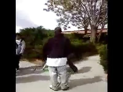 Sucker Punch Combo Brutality