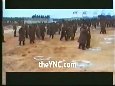 Rare Look at China's State Executions - Shoot and Walk Away (RARE VIDEO)